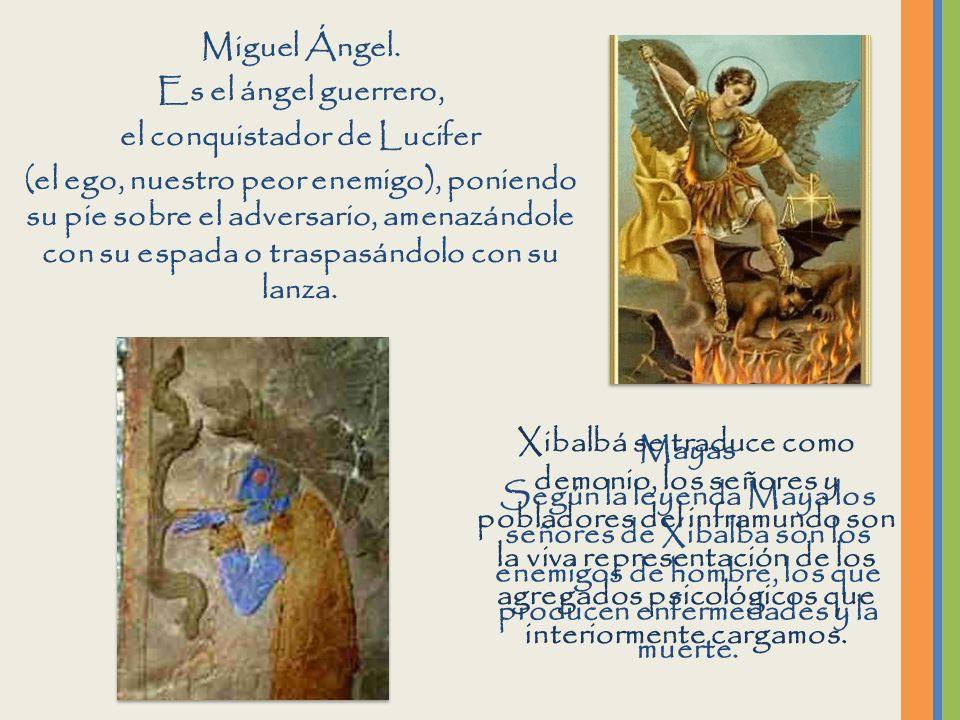 el conquistador de Lucifer