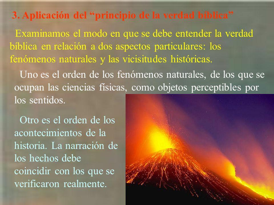 3. Aplicación del principio de la verdad bíblica