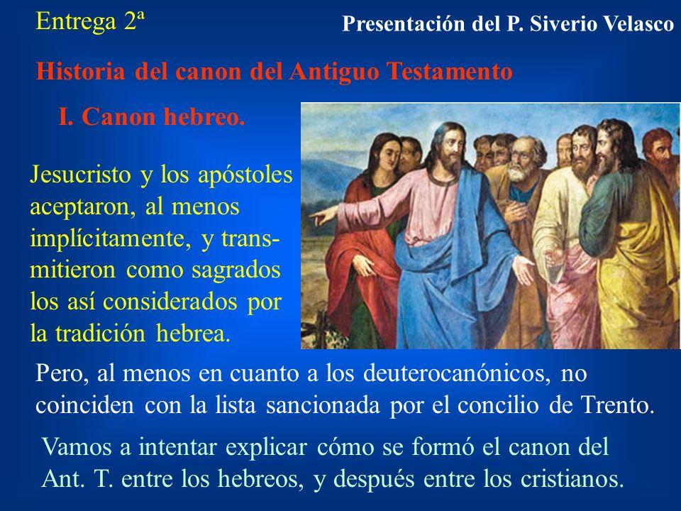 Historia del canon del Antiguo Testamento