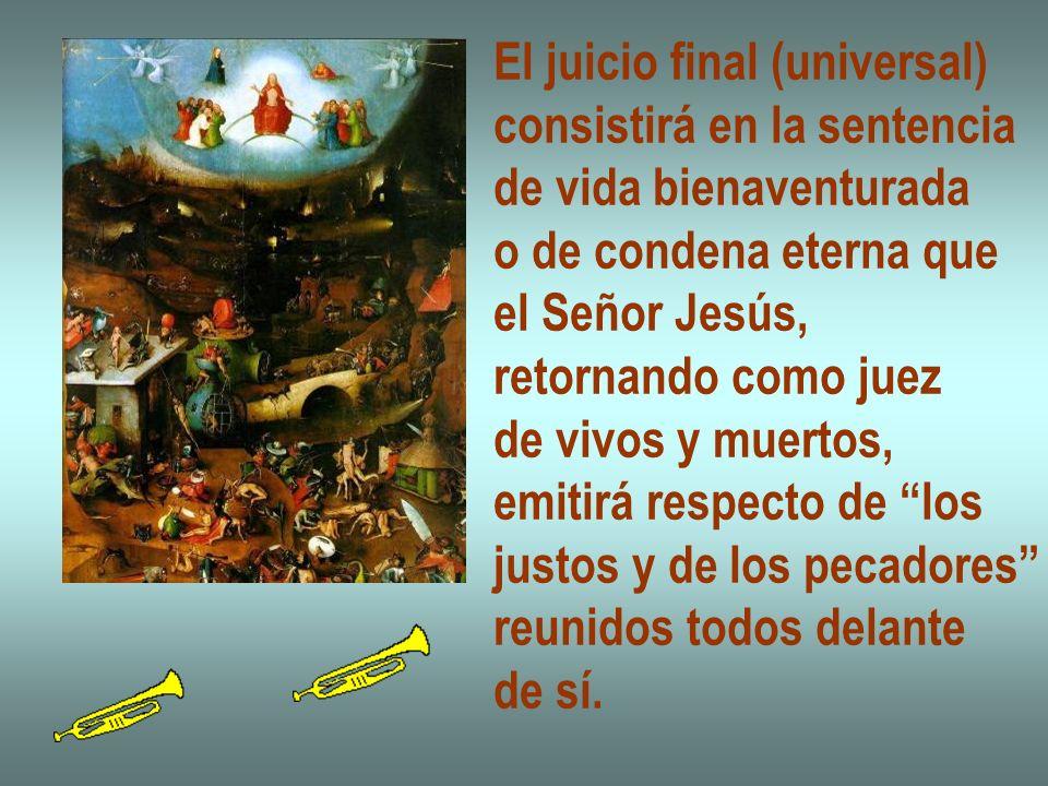 El juicio final (universal)