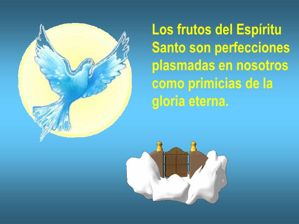 Los frutos del Espíritu