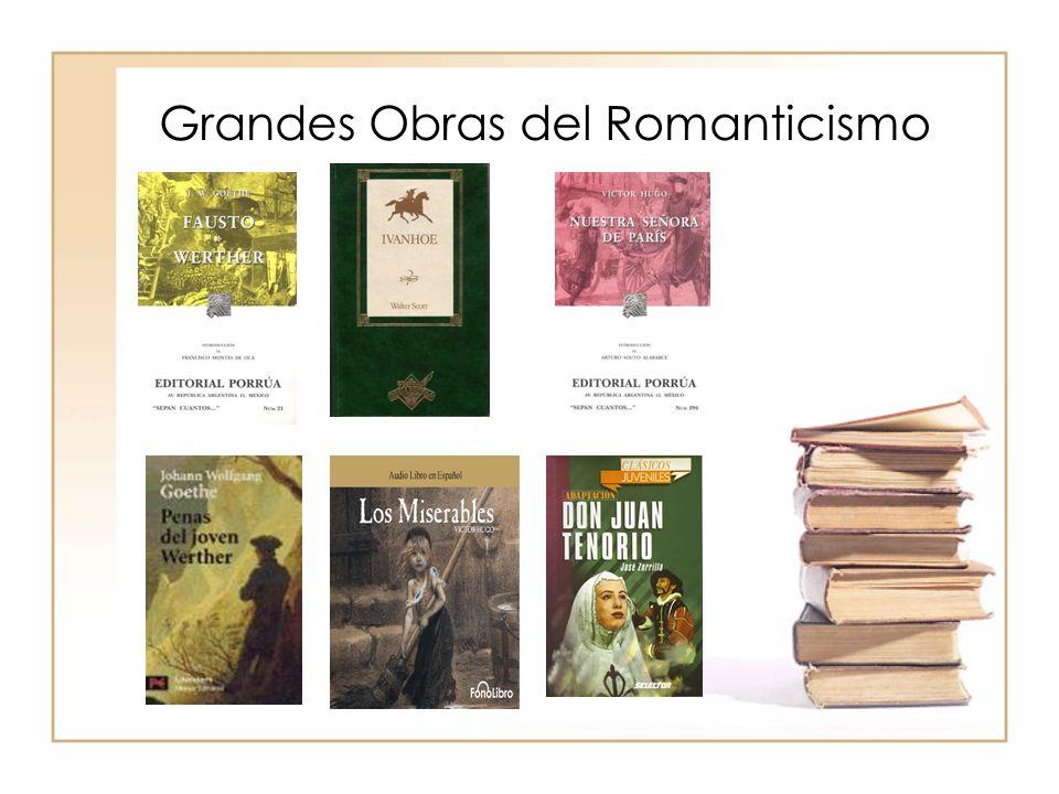 Grandes Obras del Romanticismo