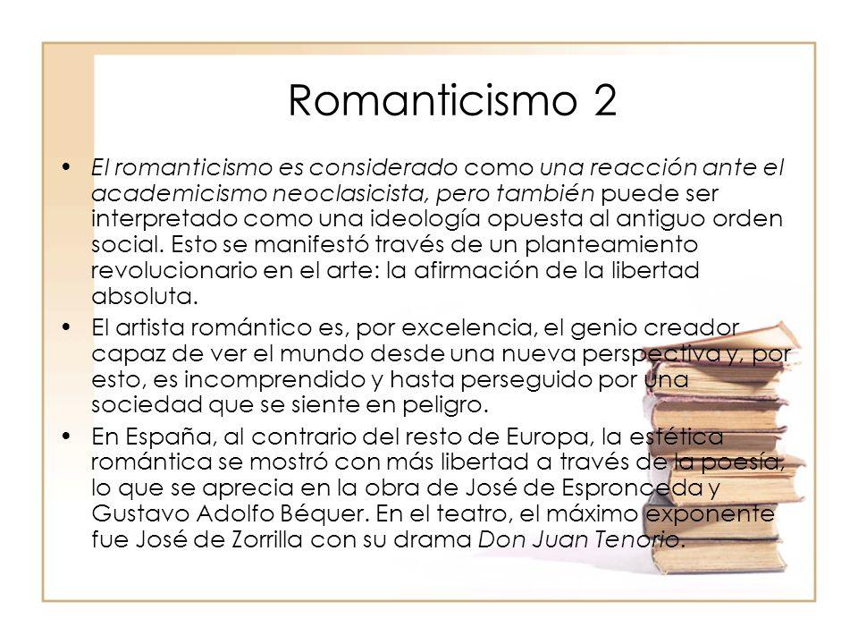 Romanticismo 2