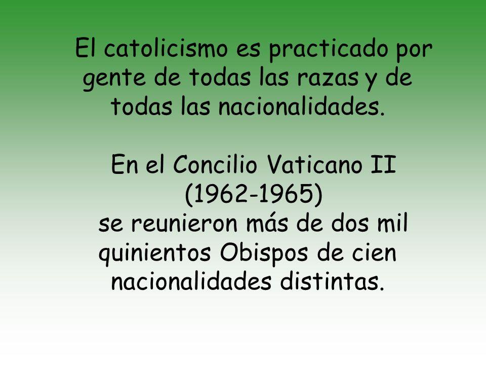En el Concilio Vaticano II