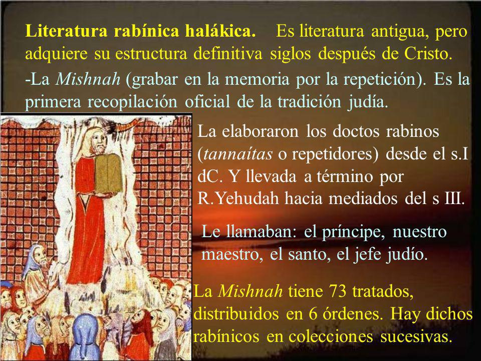 Literatura rabínica halákica