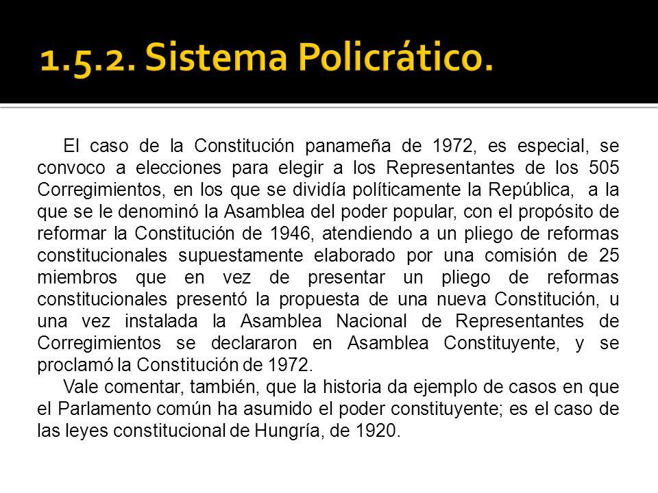 1.5.2. Sistema Policrático.