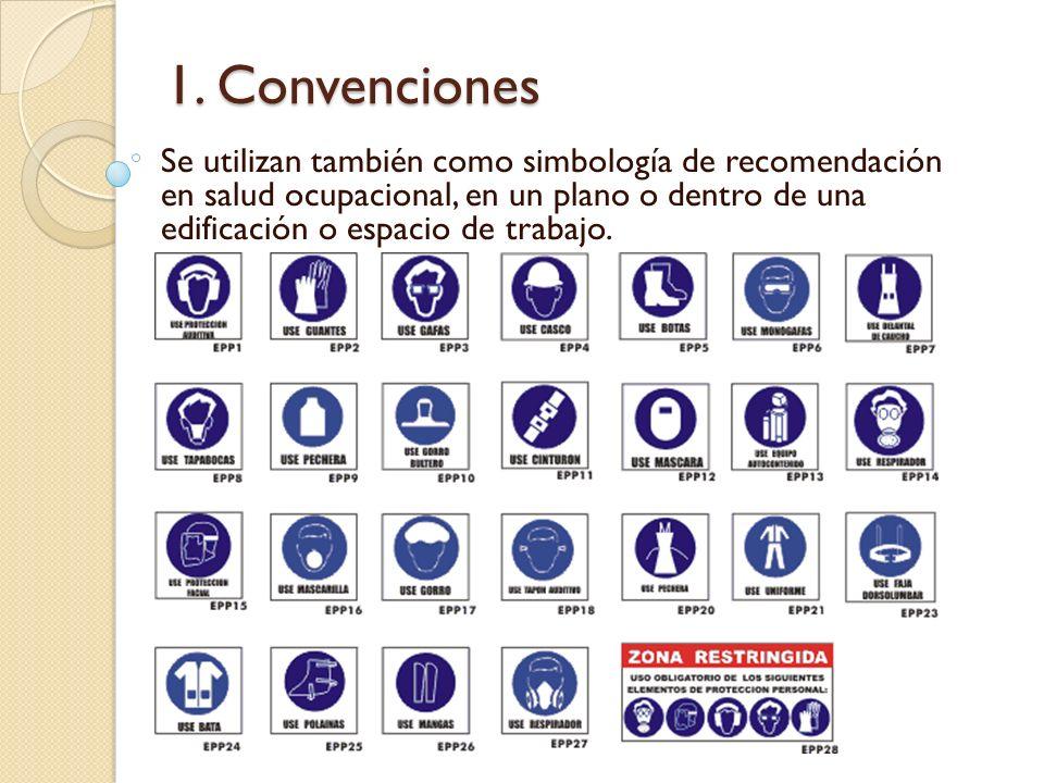 1. Convenciones