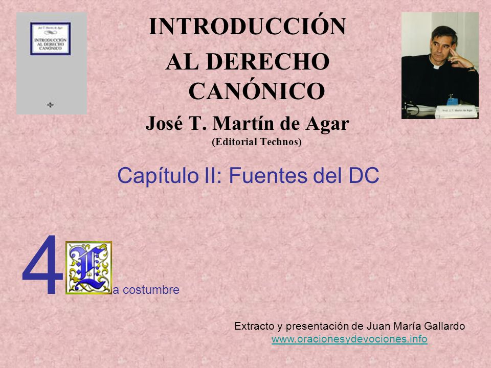 José T. Martín de Agar (Editorial Technos)