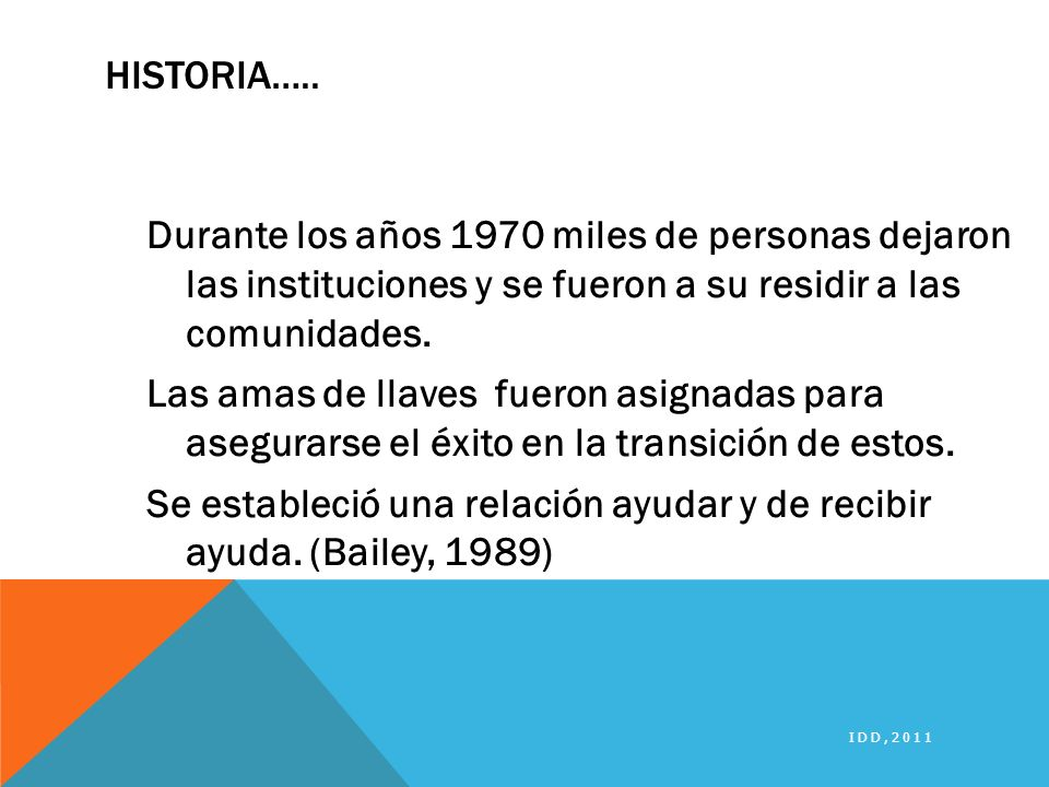 Historia…..