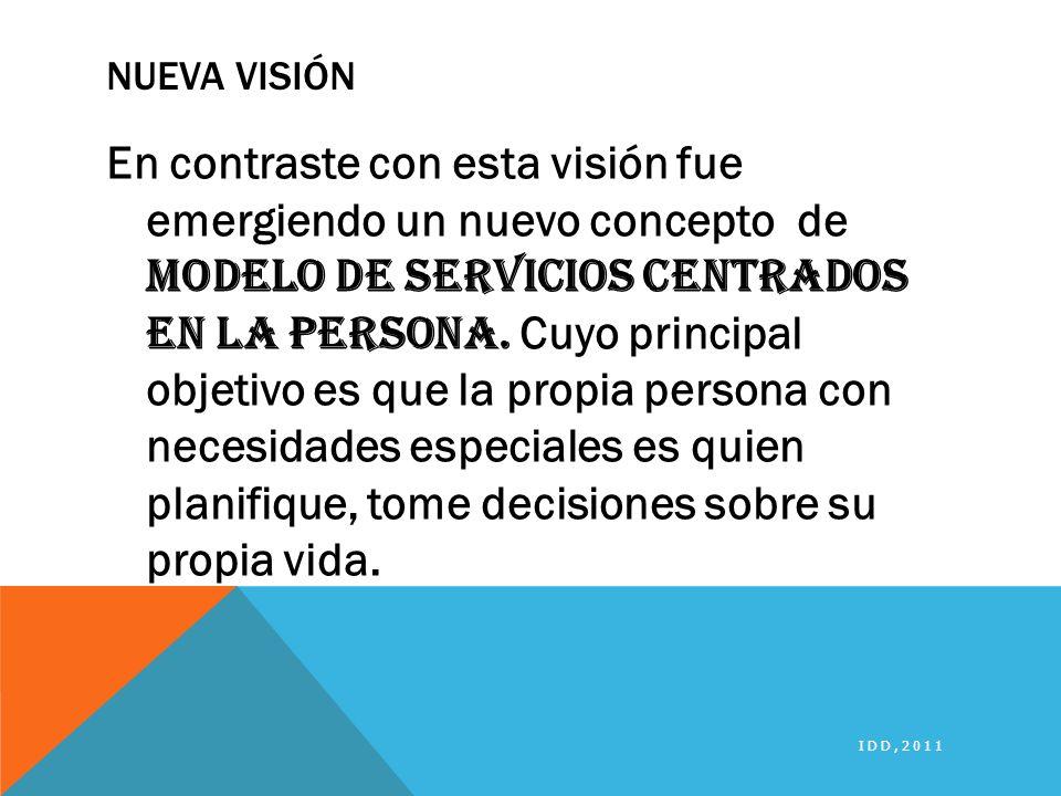 Nueva visión