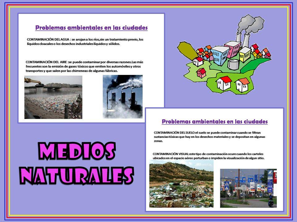 Medios naturales