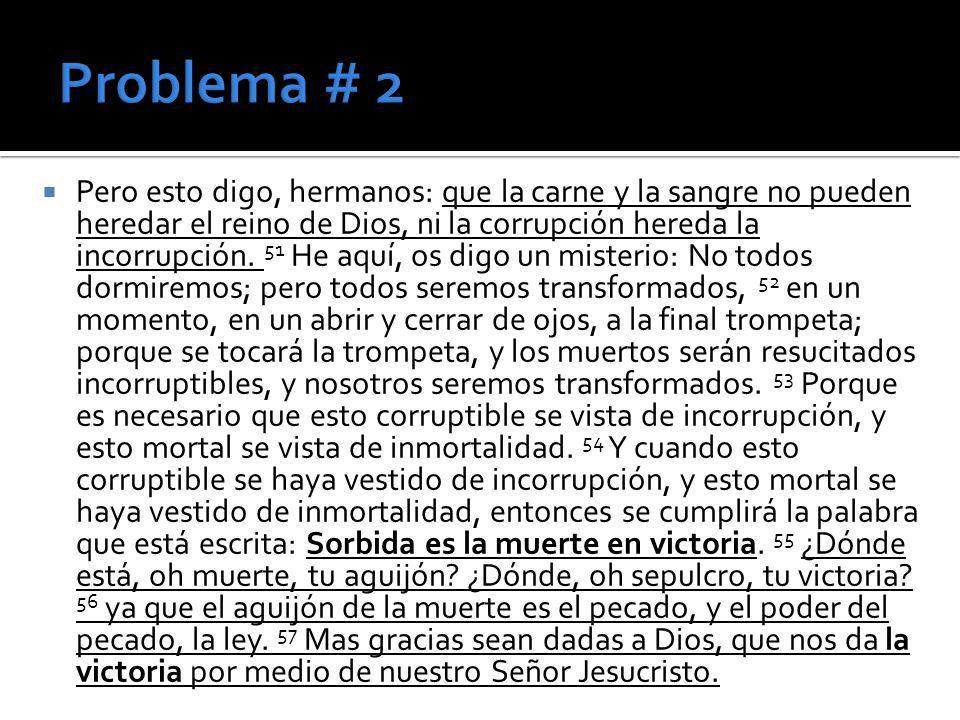 Problema # 2