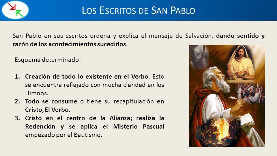 Los Escritos de San Pablo