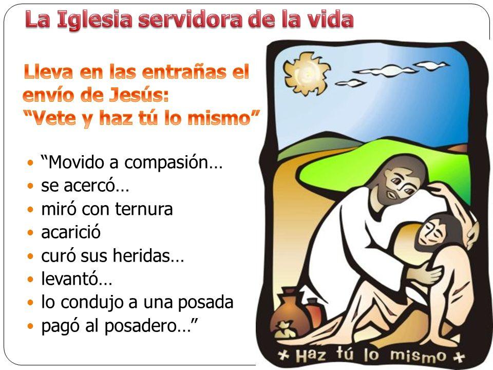 La Iglesia servidora de la vida