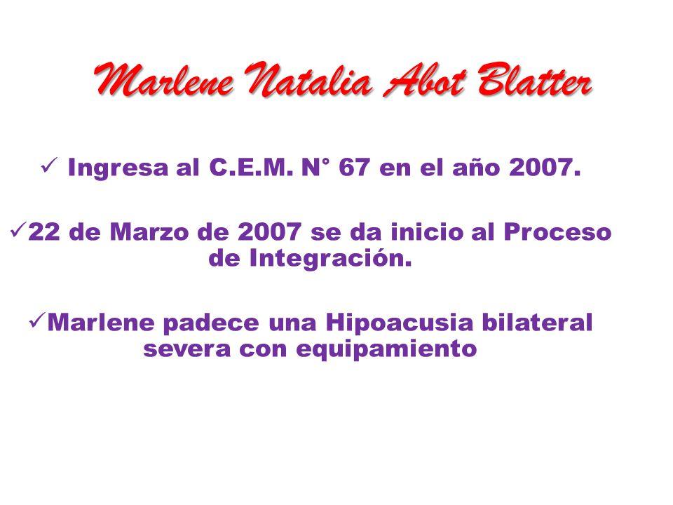 Marlene Natalia Abot Blatter