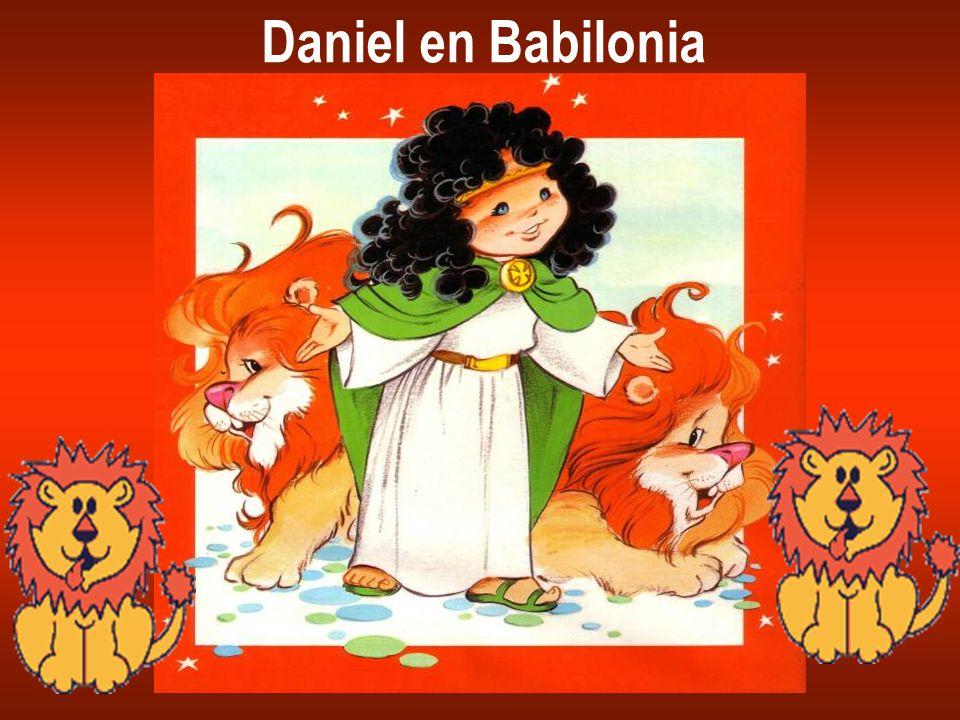 Daniel en Babilonia