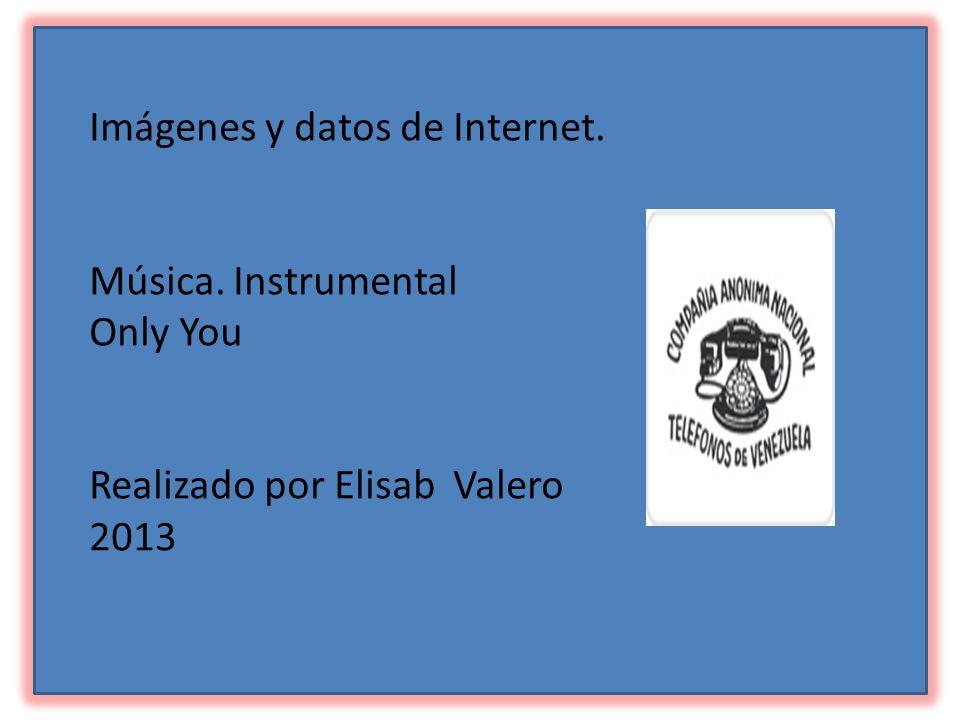 Imágenes y datos de Internet.