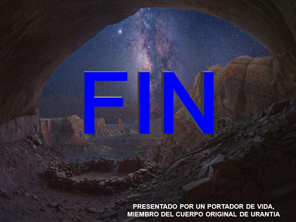 FIN PRESENTADO POR UN PORTADOR DE VIDA,