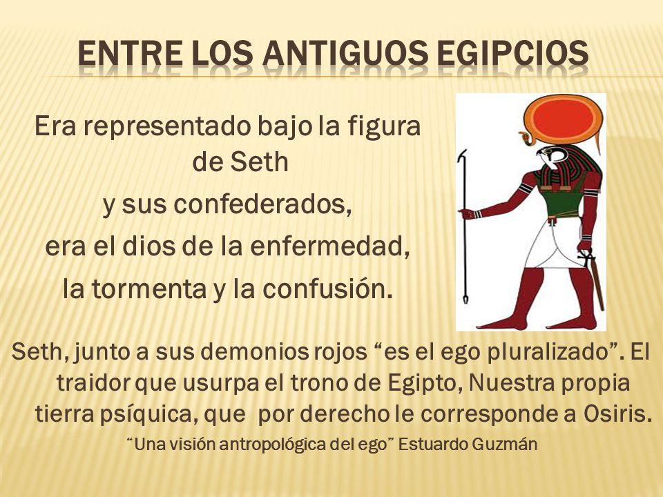 Entre los antiguos egipcios