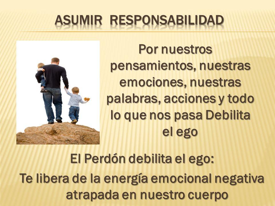 ASUMIR RESPONSABILIDAD