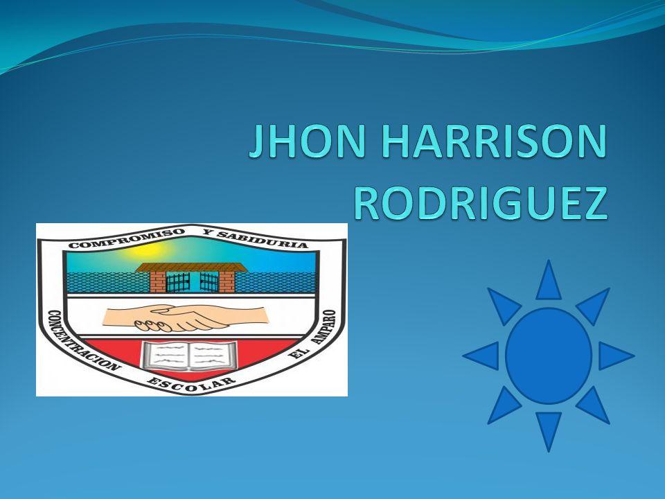 JHON HARRISON RODRIGUEZ