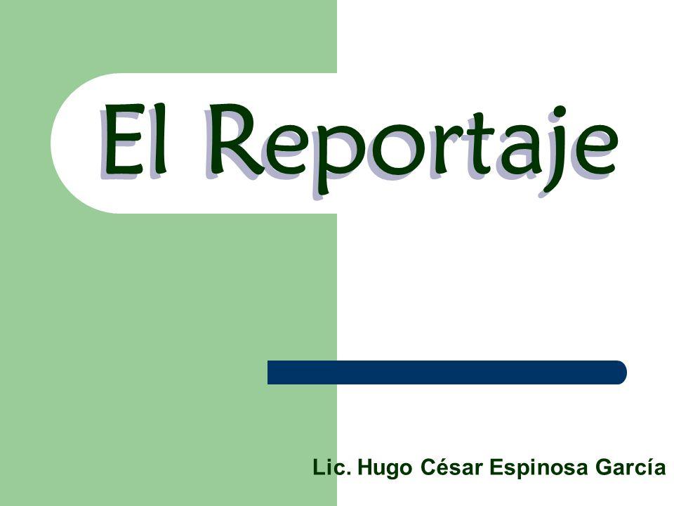 Lic. Hugo César Espinosa García