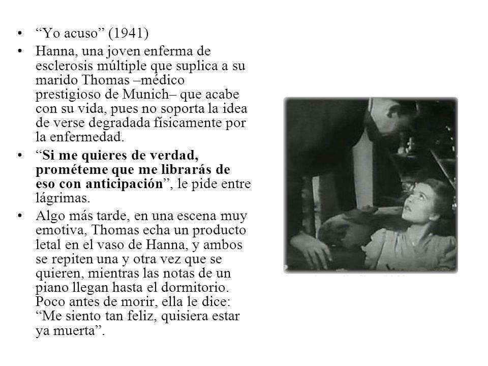 Yo acuso (1941)