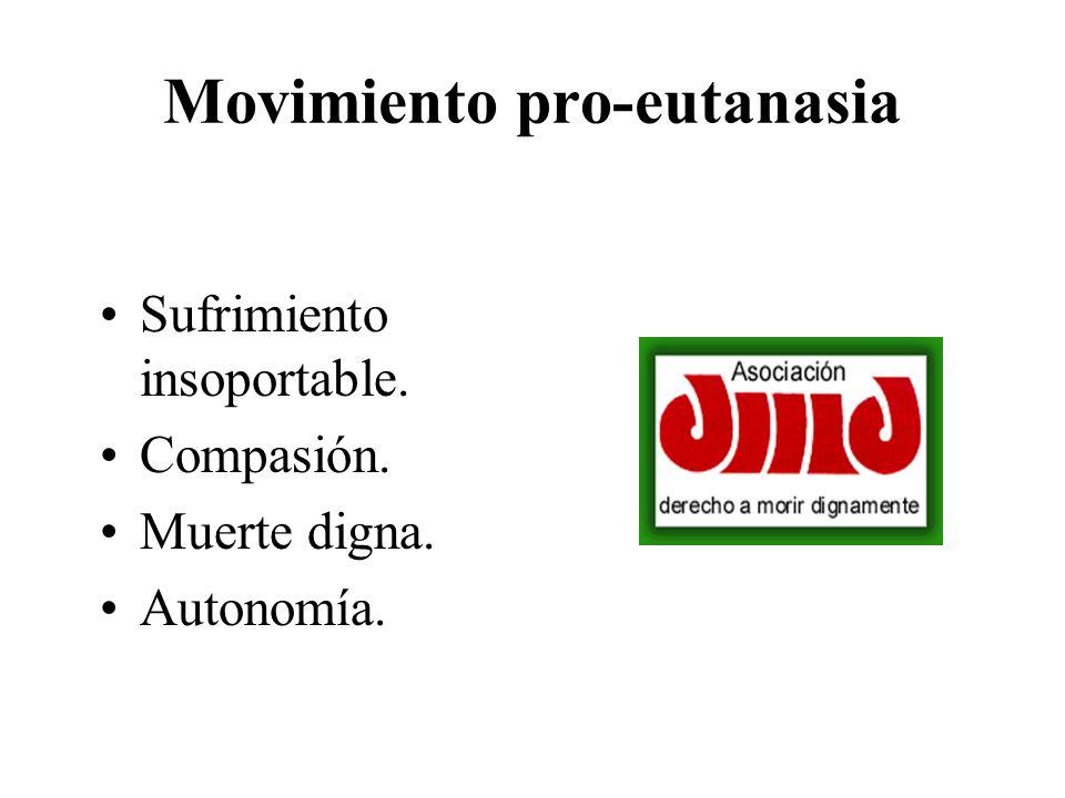 Movimiento pro-eutanasia
