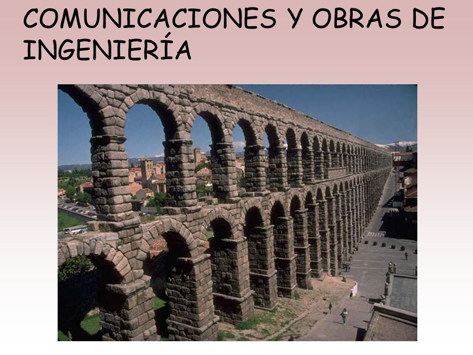 COMUNICACIONES Y OBRAS DE INGENIERÍA