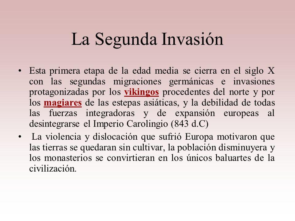 La Segunda Invasión