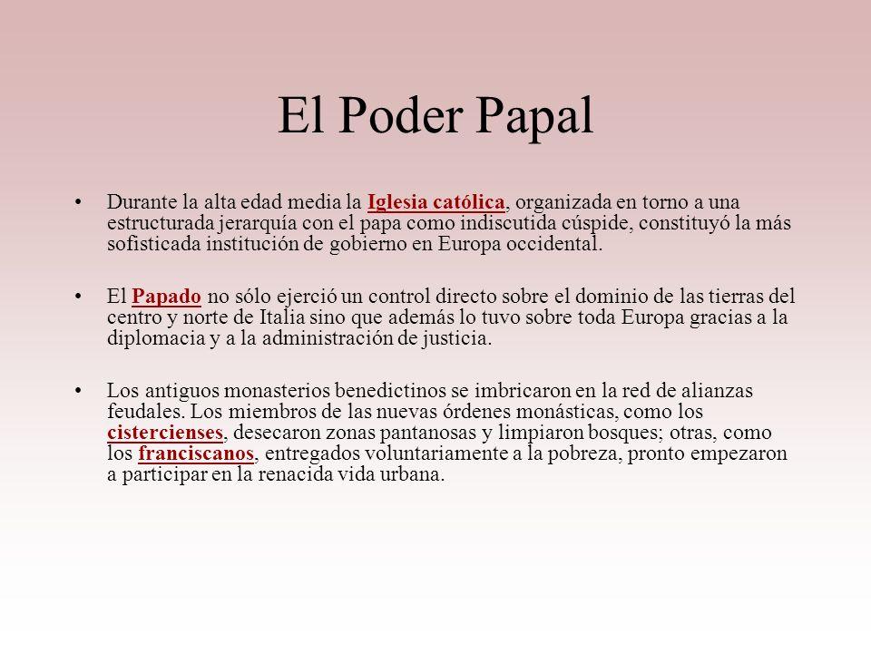 El Poder Papal