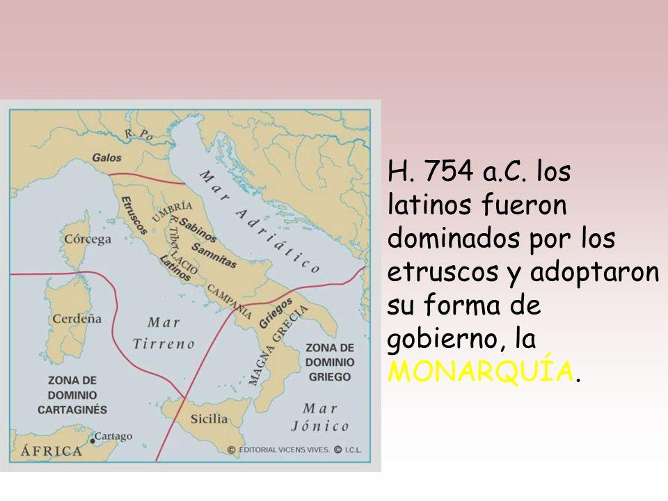 H. 754 a.C.