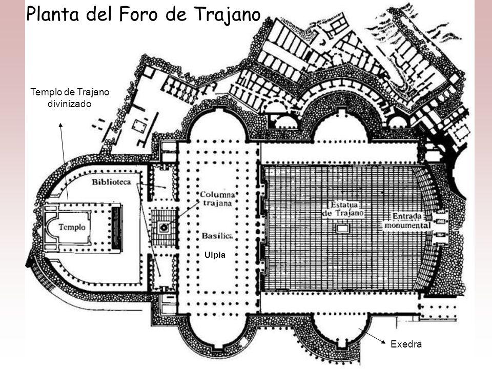 Templo de Trajano divinizado