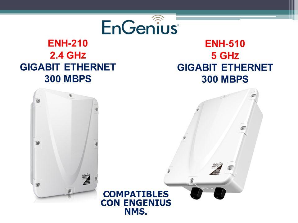 COMPATIBLES CON ENGENIUS NMS.