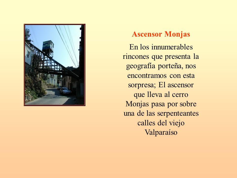 Ascensor Monjas
