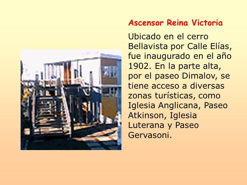 Ascensor Reina Victoria