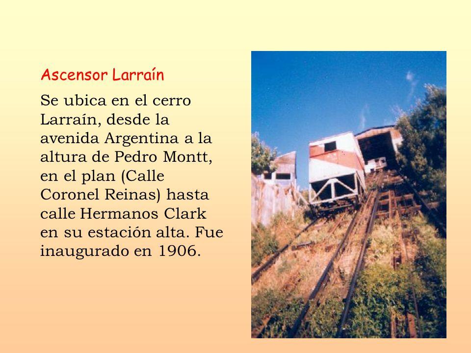 Ascensor Larraín