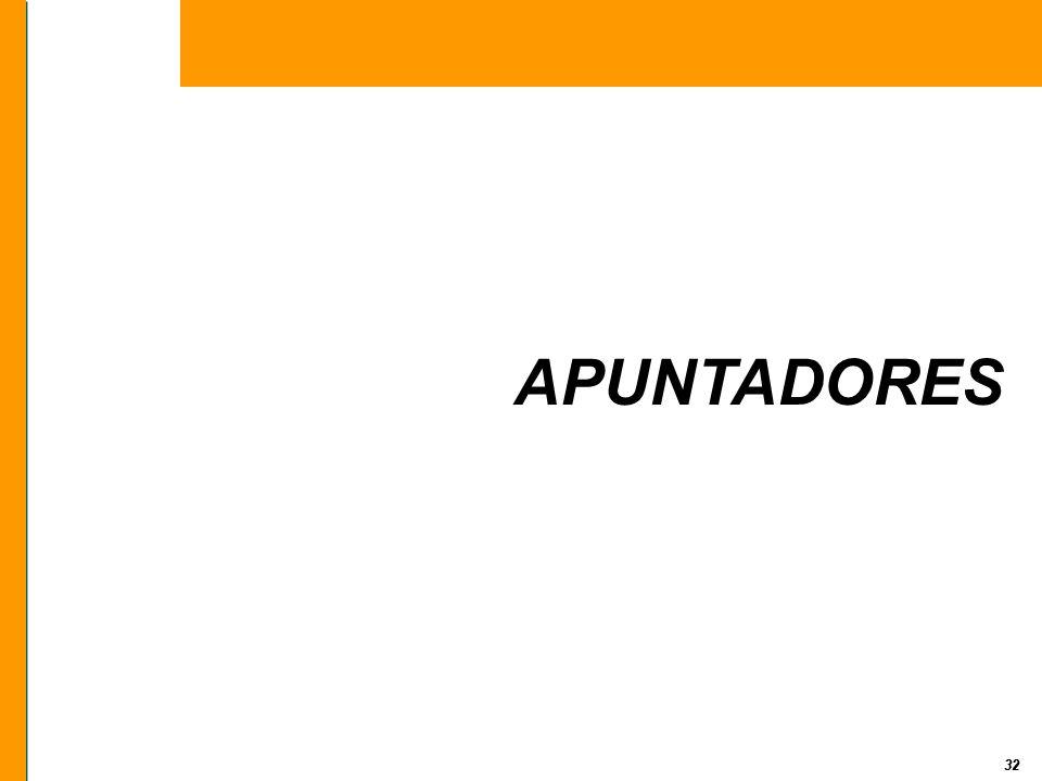 APUNTADORES 32