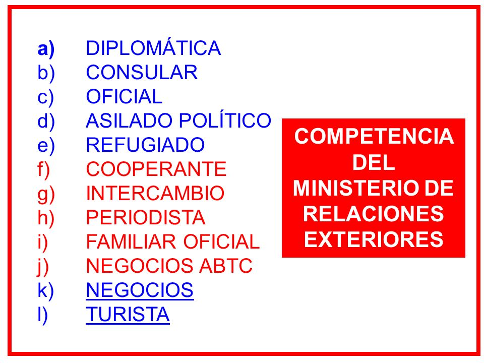 Ministerio del interior ppt descargar for Ministerio de relaciones interior
