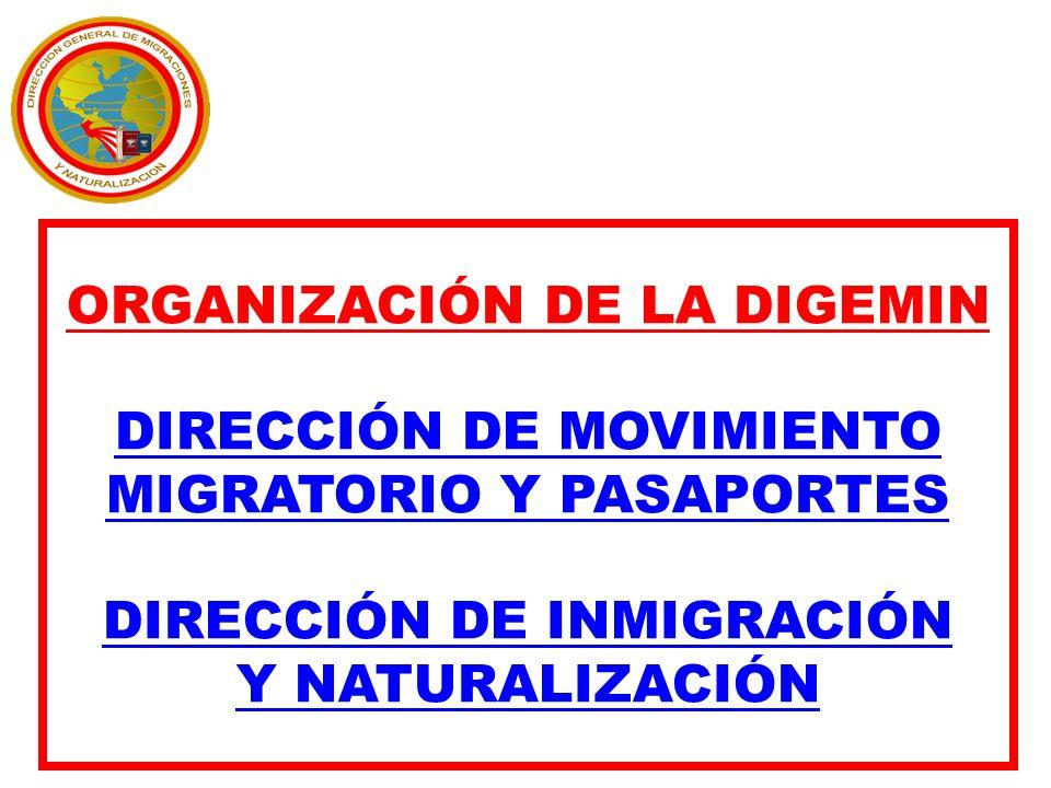 Ministerio del interior ppt descargar for Ministerio del interior pasaporte telefono