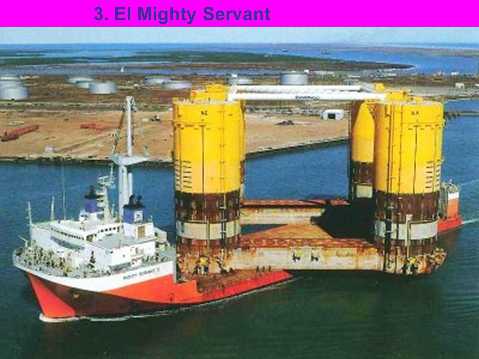 3. El Mighty Servant
