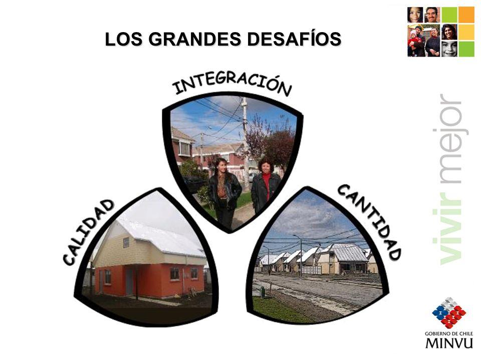 LOS GRANDES DESAFÍOS