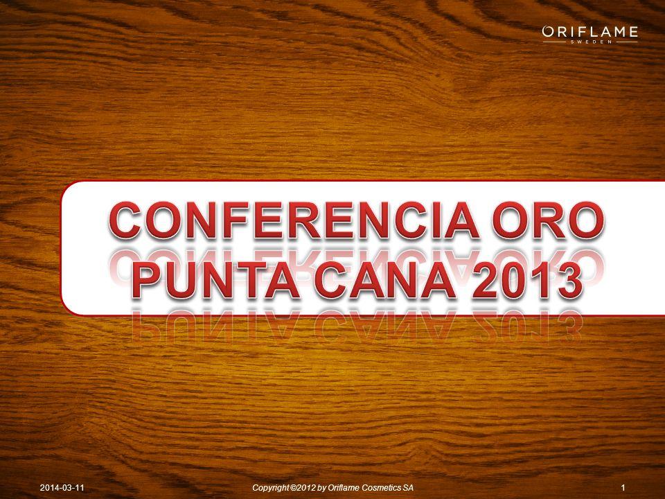 CONFERENCIA ORO PUNTA CANA 2013