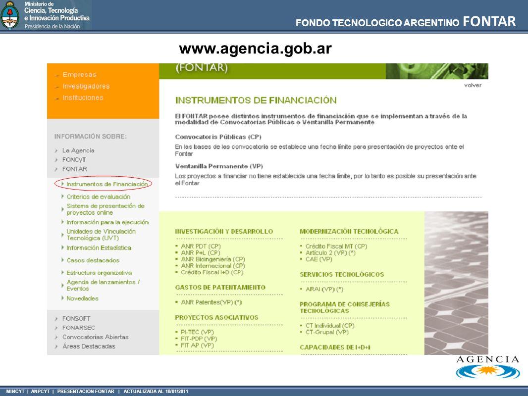 www.agencia.gob.ar