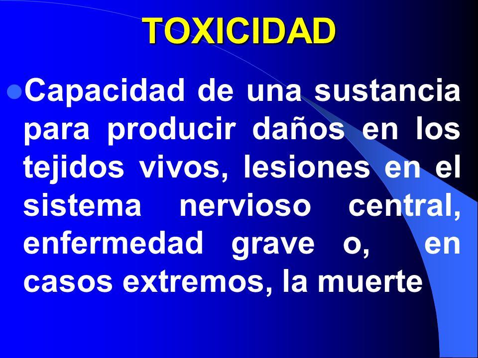 TOXICIDAD
