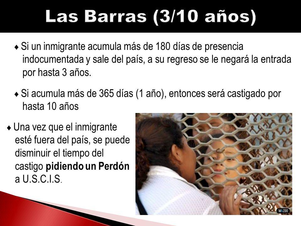 Las Barras (3/10 años)