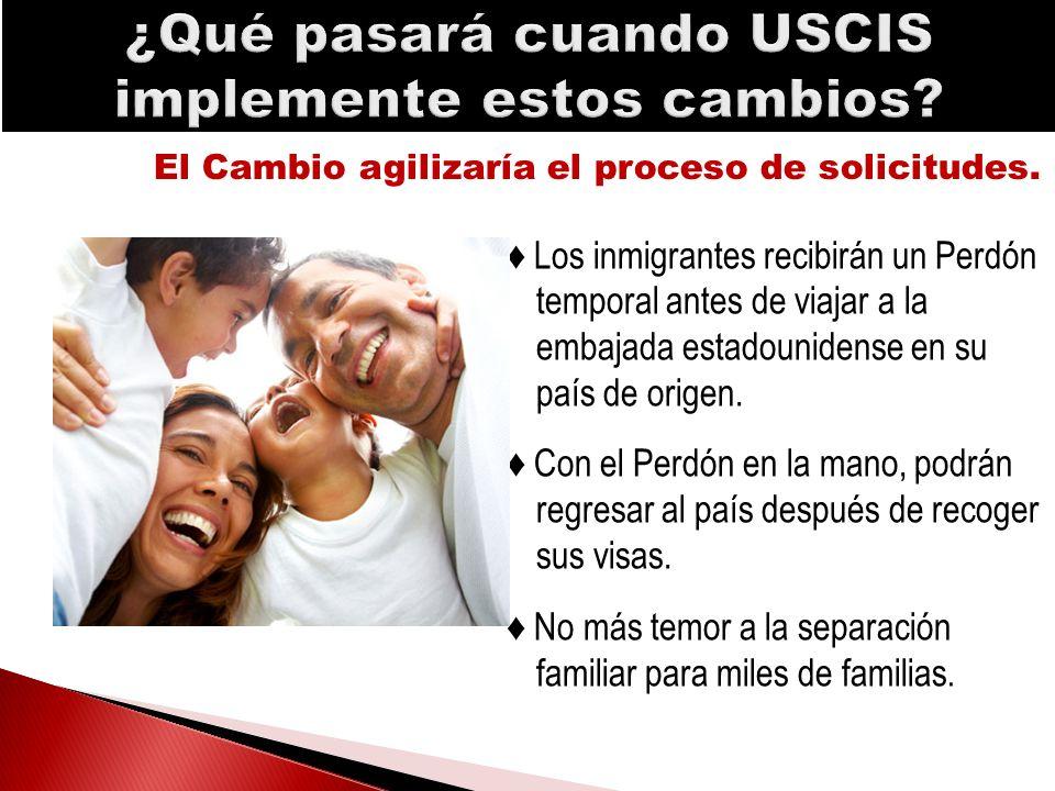 ¿Qué pasará cuando USCIS implemente estos cambios