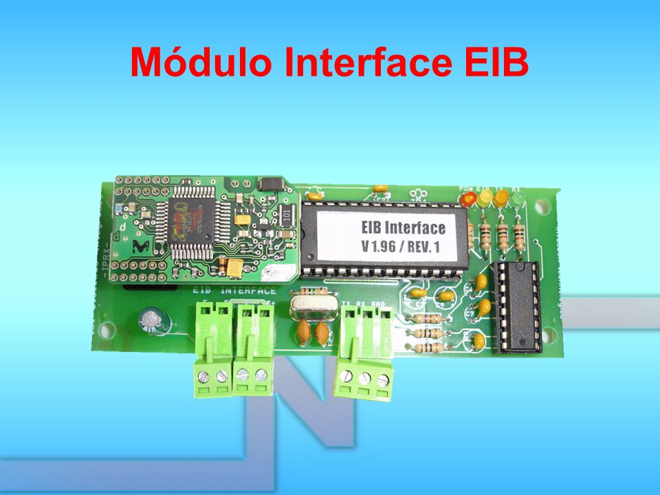 Módulo Interface EIB