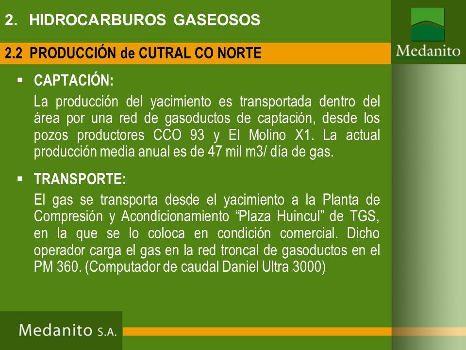 2. HIDROCARBUROS GASEOSOS