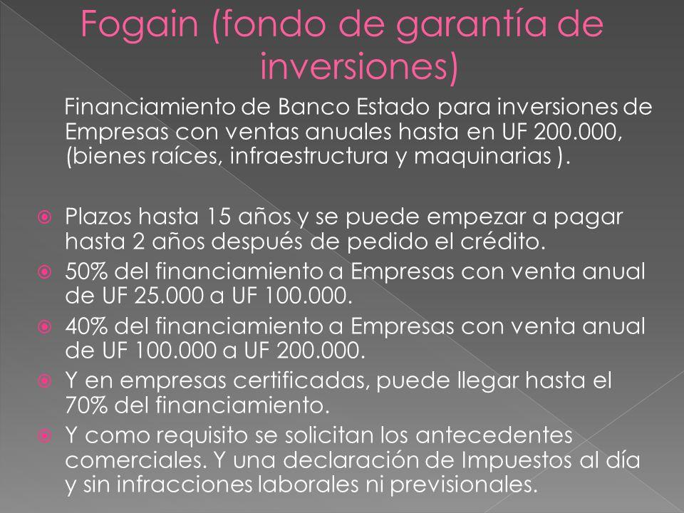 Fogain (fondo de garantía de inversiones)